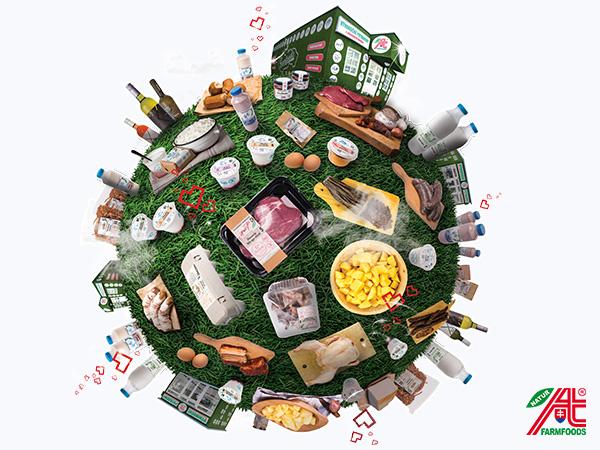 Výnimočné potraviny FARMFOODS vhodné aj pre najmenších