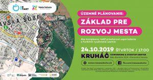 Územné plánovanie: základ pre rozvoj mesta @ Kruháč Coworking & StartUp Center, Bélu Bartóka 20/A, 979 01 Rimavská Sobota