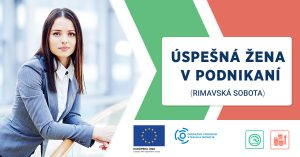 Úspešná žena v podnikaní @ KRUHÁČ coworking & startup center, Bélu Bartóka 20/A, 979 01 Rimavská Sobota