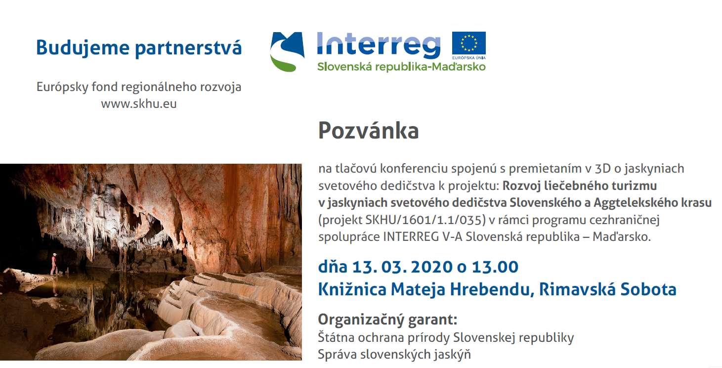 Rozvoj liečebného turizmu @ Knižnica Mateja Hrebendu, Rimavská Sobota