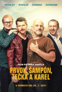 Prvok, Šampón, Tečka a Karel /Prvok, Šampón, Tečka a Karel/ @ Kino Orbis Rimavská Sobota