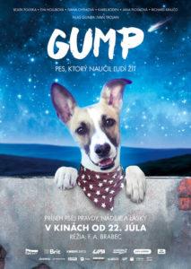Gump - pes, ktorý naučil ľudí žiť @ Kino Orbis