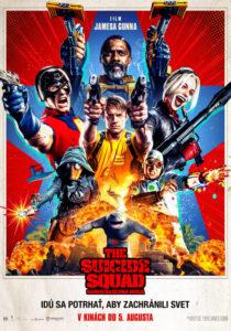 The Suicide Squad: Samovražedná misia /The Suicide Squad/ @ Kino Orbis