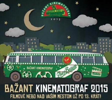 Bažant Kinematograf 2015 @ Hlavné námestie Rimavská Sobota | Rimavská Sobota | Slovensko