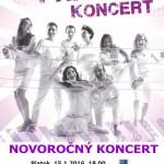 Fragile Novoročný koncert