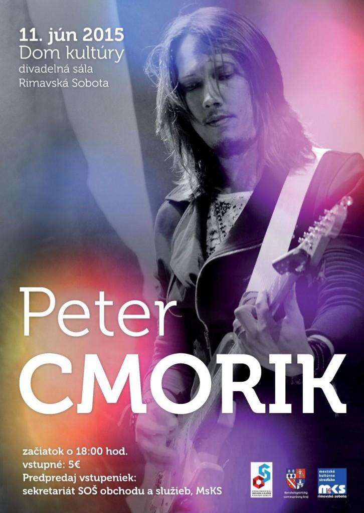 Koncert Petra Cmoríka @ Divadelná sála Domu kultúry Rimavská Sobota | Rimavská Sobota | Slovenská republika