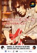 HOT ART: Chris Bergson Band / USA / blues @ Nádvorie Čierny orol, Hlavné námestie, Rimavská Sobota / Dom kultúry v prípade nepriaznivého počasia | Rimavská Sobota | Slovensko